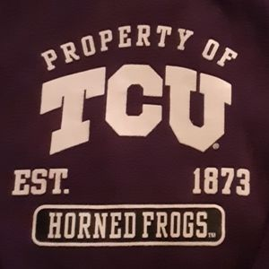 TCU sweater